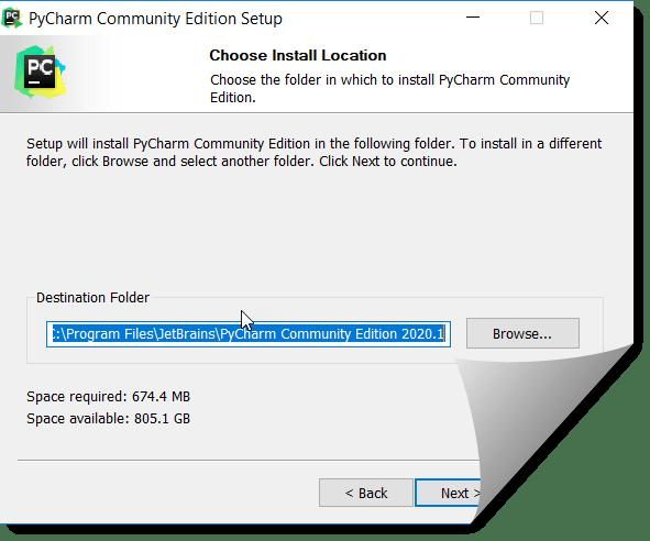 Python installation in windows 7
