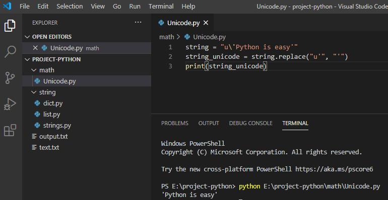 "Python remove Unicode "" u "" from string"