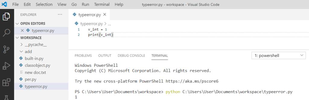 typeerror: python int object is not subscriptable