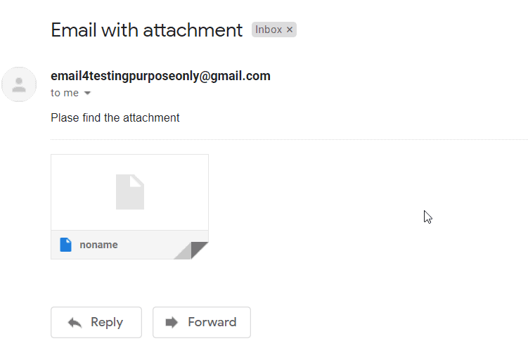 Send an email with python with attachment