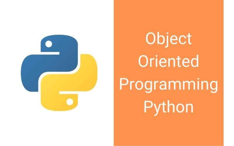 object oriented programming python