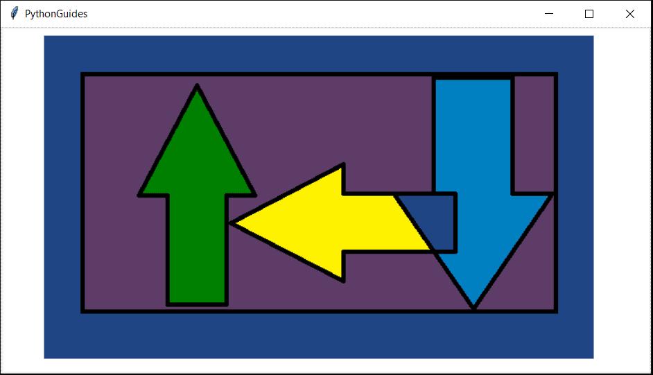 Python Tkinter Canvas Image
