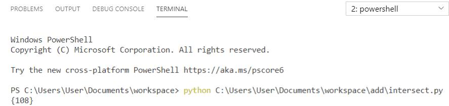 Python intersection of three sets