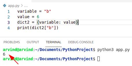Python create a variable name dynamically