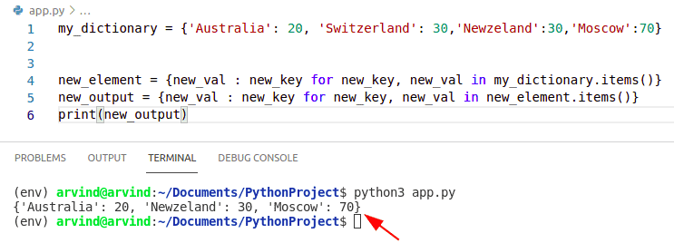 Python dictionary remove duplicate values