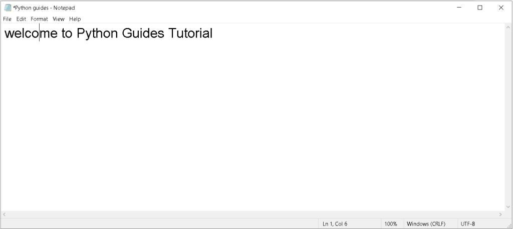 GUI editor using Python tkinter