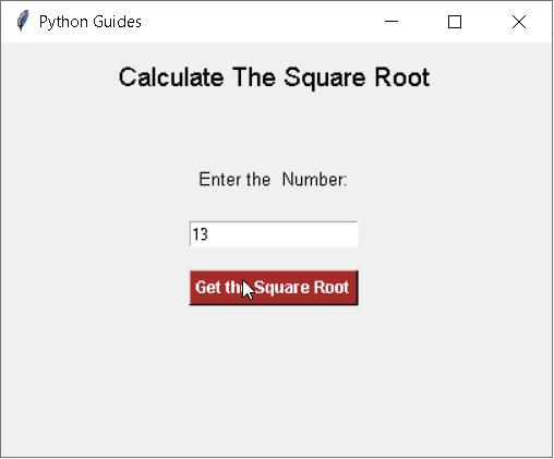 Python Tkinter save input to variable