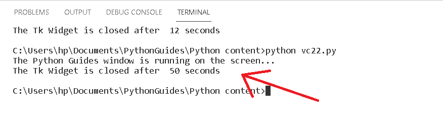 Python Tkinter after with arguments1