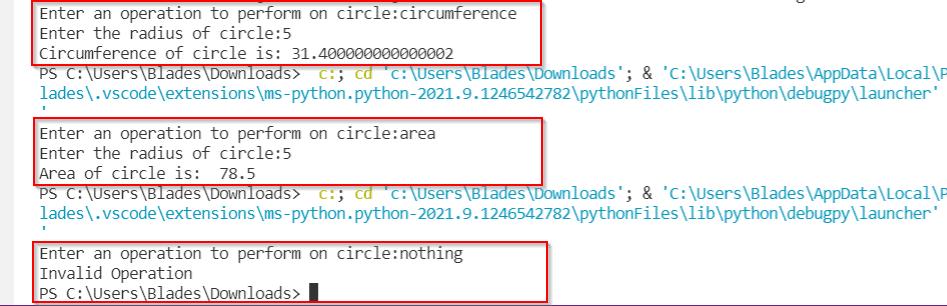 SwitchcaseinPythonstring2